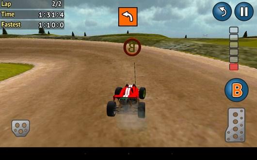 Собираем бонусы - Racing RC для Android