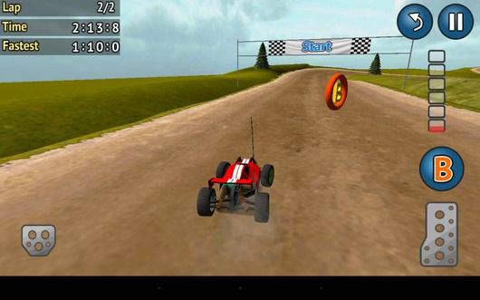 Вперед к финишу - Racing RC для Android