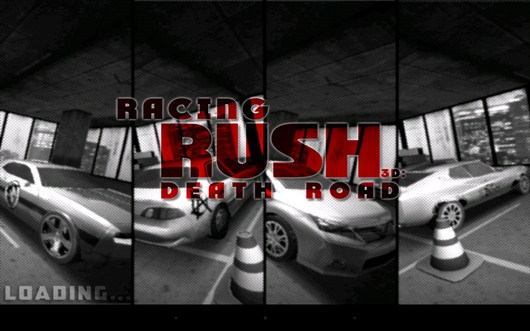 Шалные гонки Racing Rush 3D: Death Road для Android