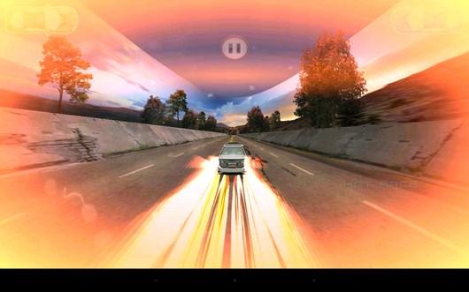 Бонус скорости - Racing Rush 3D: Death Road для Android