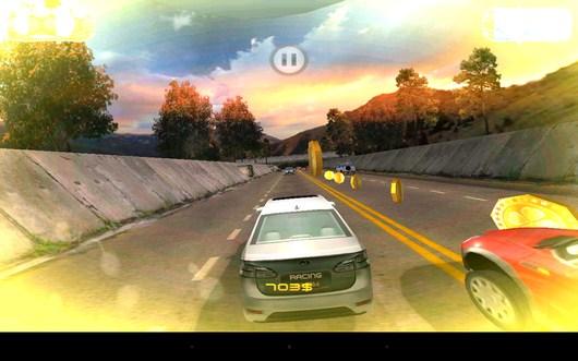 Предотвращение аварии - Racing Rush 3D: Death Road для Android