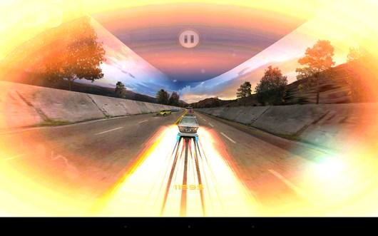 Максимальная скорость - Racing Rush 3D: Death Road для Android