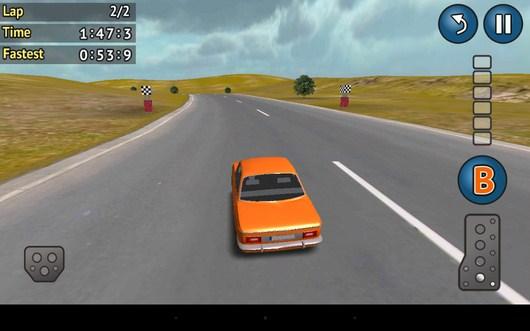 На финишной прямой - Rally Cross для Android