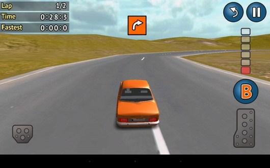На пути к финишу - Rally Cross для Android