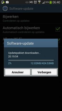 Обновление Samsung Galaxy S4 до Android 4.4