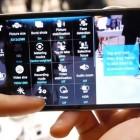 Видео демонстрация работы камеры Galaxy S5