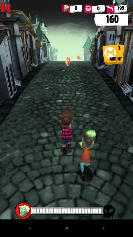 Убегаем от зомби - Zombie Killer Squad для Android