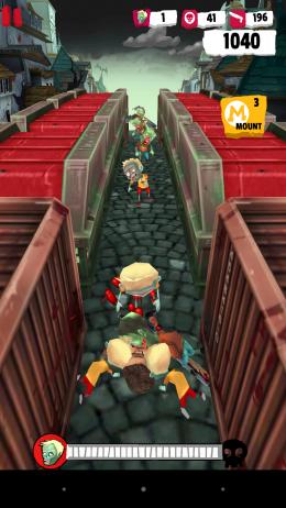 Конец игры - Zombie Killer Squad для Android