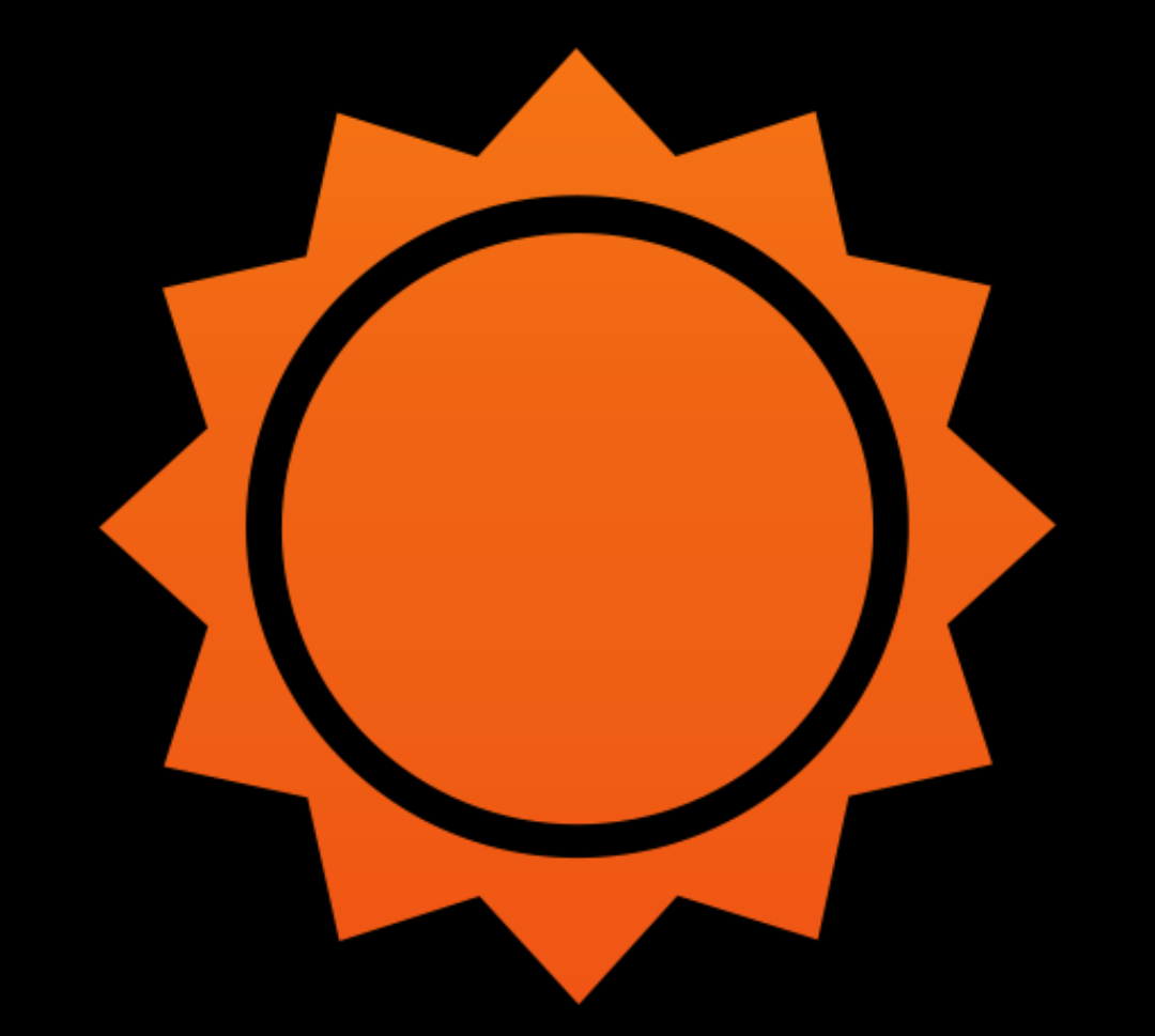 Иконка - AccuWeather для Android