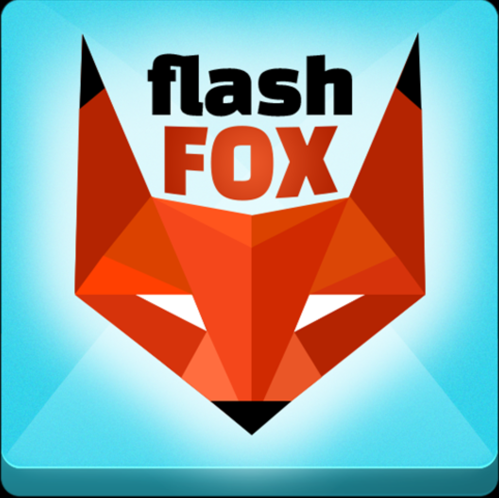 Иконка - FlashFox для Android