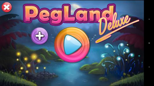 Меню - Pegland Deluxe для Android