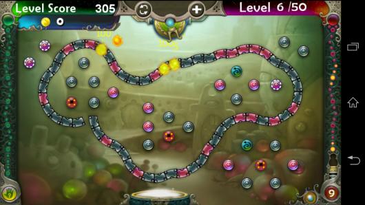 7 уровень - Pegland Deluxe для Android
