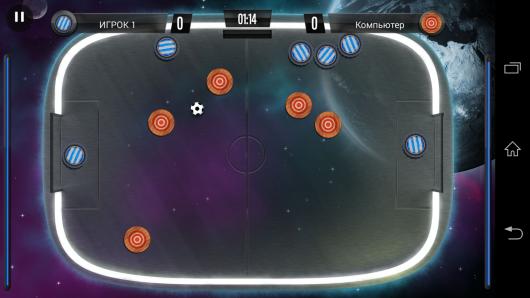 Матч - Slide Soccer для Android