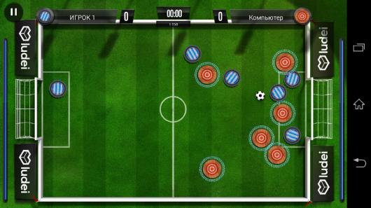 Опасный момент - Slide Soccer для Android