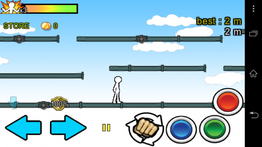 Jump Mode - Anger of Stick 2 для Android