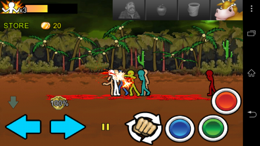 Survial Mode - Anger of Stick 2 для Android