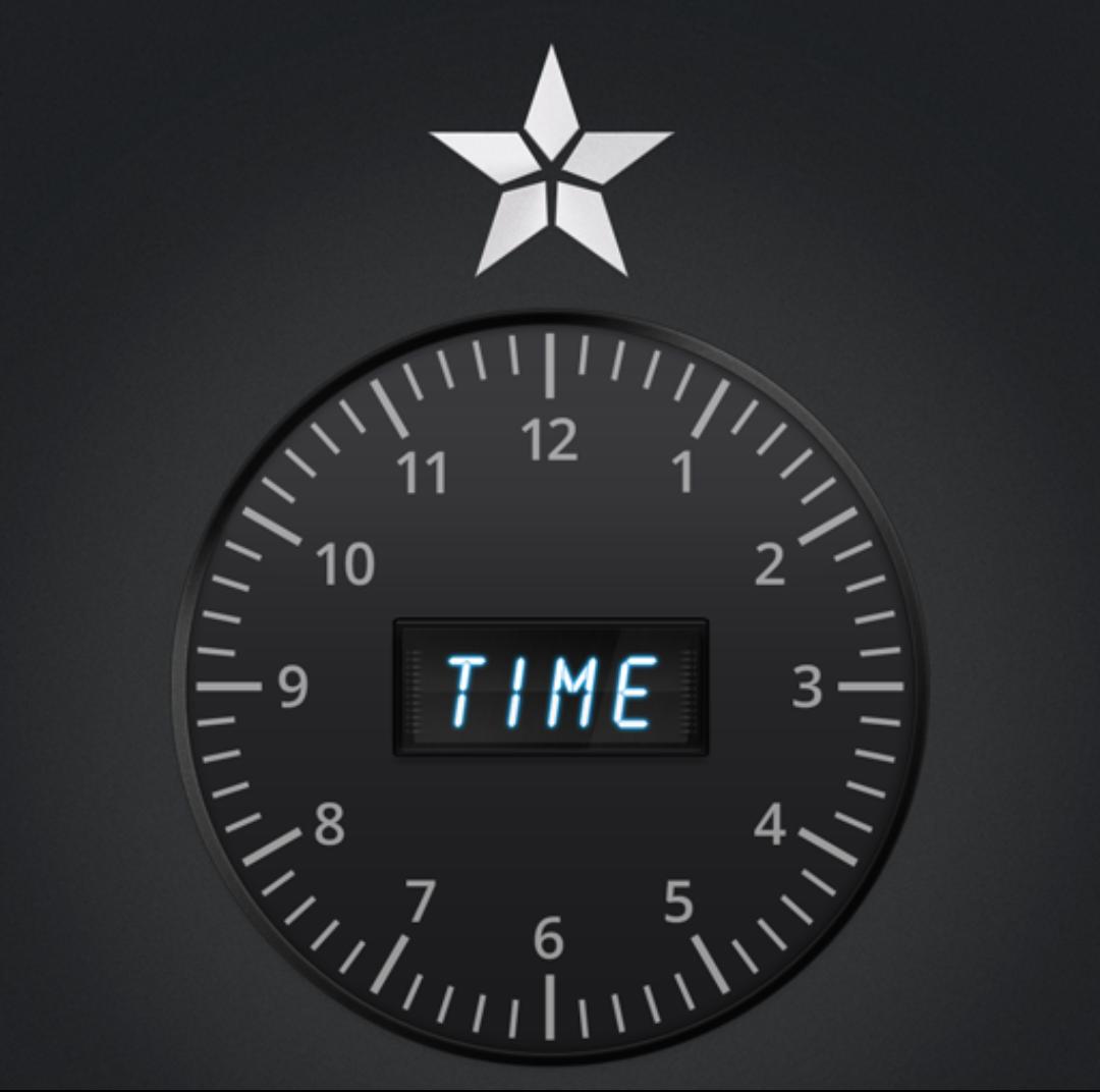 Иконка - TimeLock для Android
