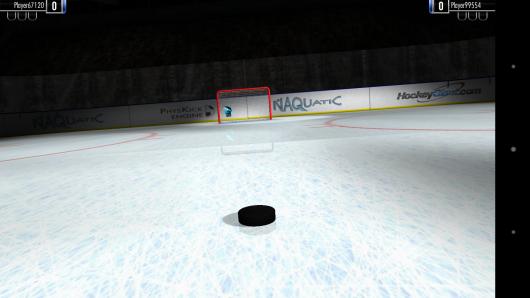 Шайба на льду - Hockey Showdown для Android