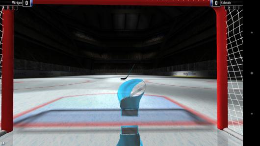 Отражение буллитов - Hockey Showdown для Android
