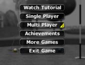 Меню - My Golf 3D для Android