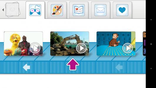 Игры - Kid Mode для Android
