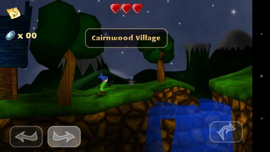 Деревня - Swordigo для Android