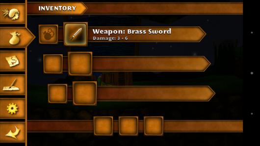 Снаряжение - Swordigo для Android