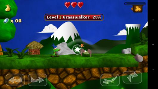 Магия - Swordigo для Android
