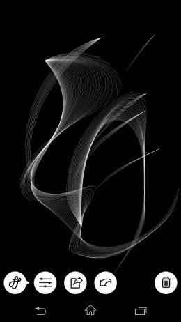 Рисуем абстракцию - Flowpaper для Android