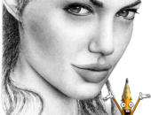 Иконка - how to draw celebrities для Android