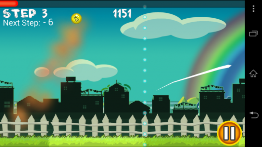 Удар мимо - Flick Home Run! для Android