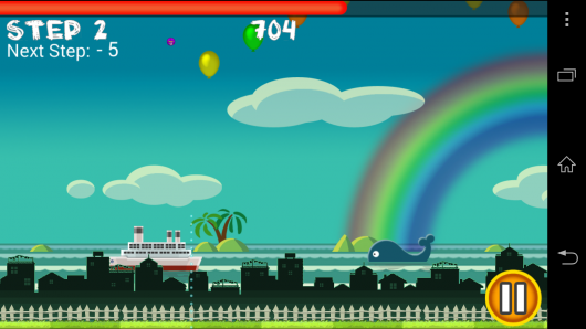 Сильный удар - Flick Home Run! для Android