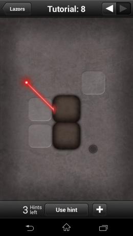 Лазер - Lazors для Android