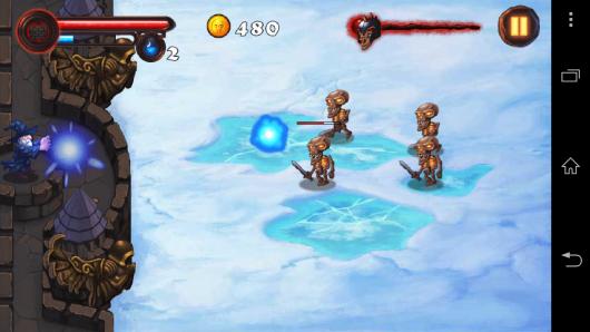 Защита замка - Magic Defense для Android