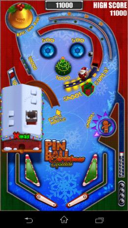 Геймплей - Pinball Pro для Android