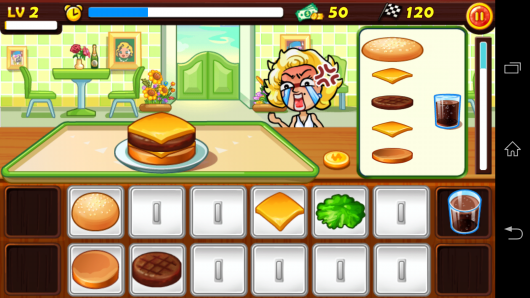 Злой клиент - Star Chef для Android