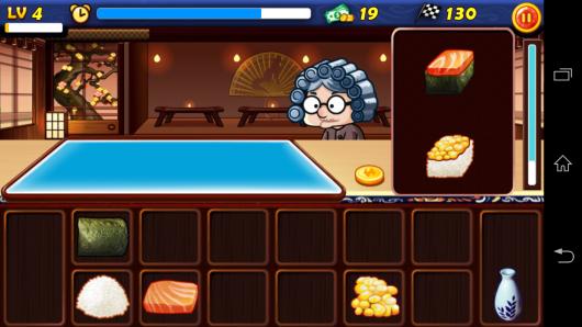 Японская кухня - Star Chef для Android