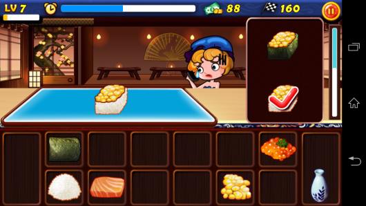 Выполняем заказ - Star Chef для Android