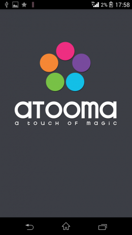Логотип - Atooma для Android