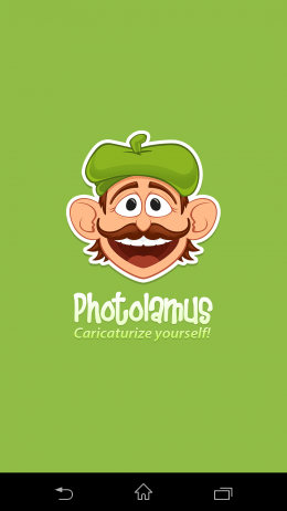 Логотип - Photolamus для Android