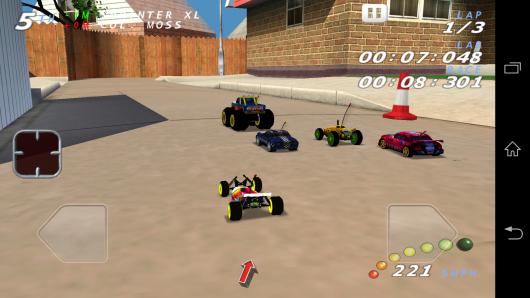 Соперники - RE-VOLT Classic-3D Racing для Android