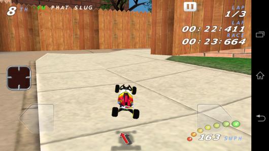 Прыжок - RE-VOLT Classic-3D Racing для Android
