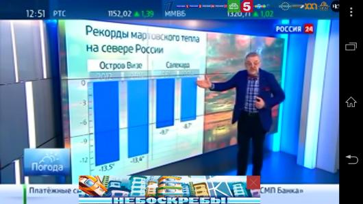Россия 24 - Новое ТВ для Android