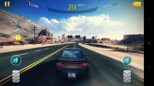 На трассе - Asphalt 8: Airborne для Android