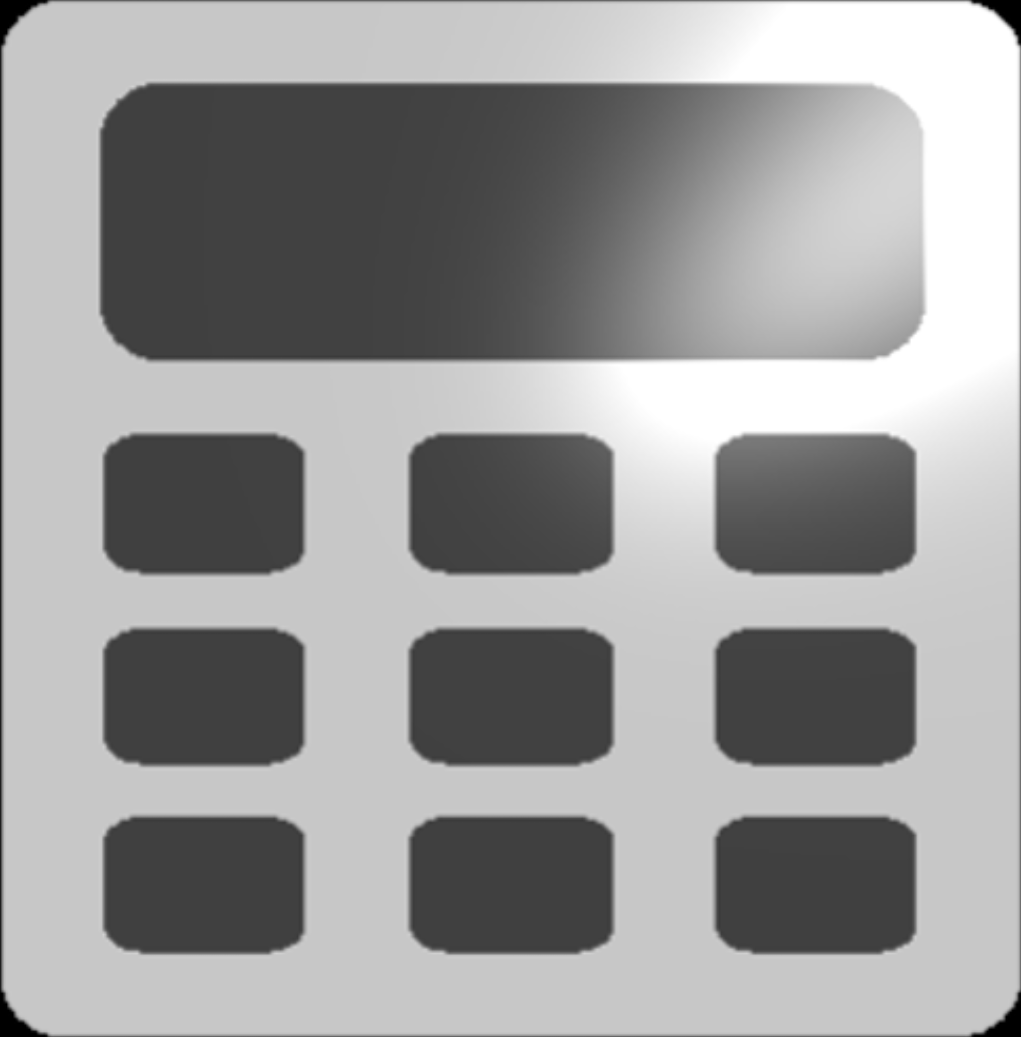 Иконка - Calculator + Widget 21 themes для Android