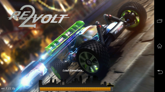 Загрузка - RE-VOLT 2: Best RC 3D Racing для Android
