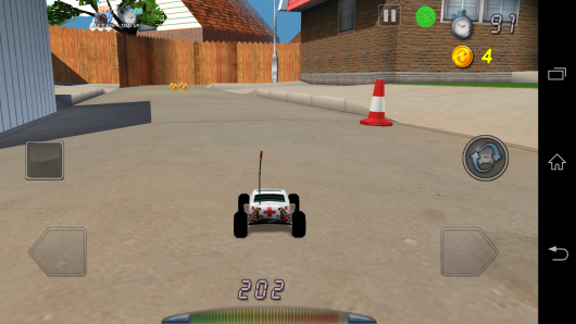 Гонка - RE-VOLT 2: Best RC 3D Racing для Android