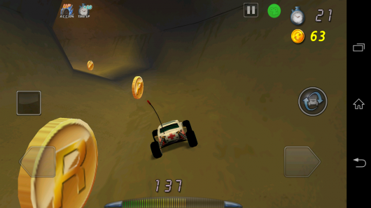 В тоннеле - RE-VOLT 2: Best RC 3D Racing для Android