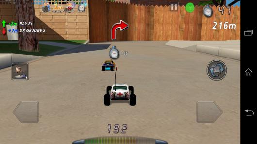 Уведомление о повороте - RE-VOLT 2: Best RC 3D Racing для Android