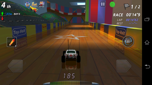 Джип - RE-VOLT 2: Best RC 3D Racing  для Android